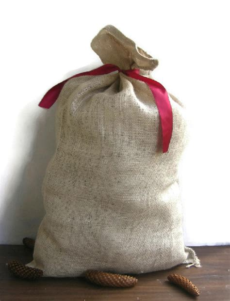 christmas sack large burlap sack jute bag jute sack