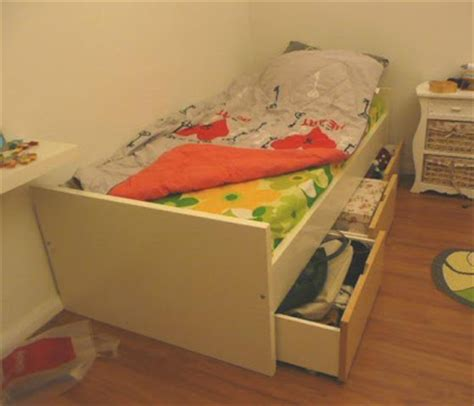 How Many Years Should A Mattress Last by Ikeahackernmuchmore Single Bed With Drawers Rm 430 00