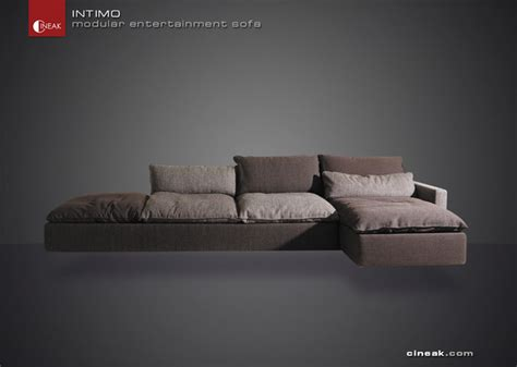 entertainment sofa furniture cineak intimo modular entertainment sofa modern