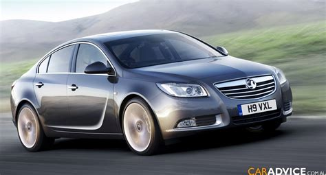 Opel Vauxhall Insignia New Opel Insignia Holden Vectra Revealed Photos 1 Of 6