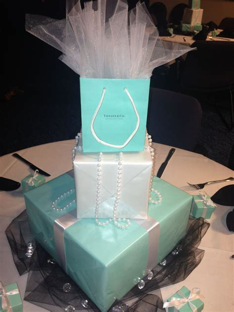 Tiffany & Co. Bridal shower   Must be in the water
