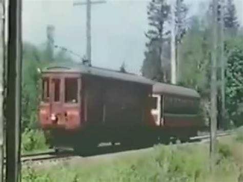 The Electric Railway the electric railway line