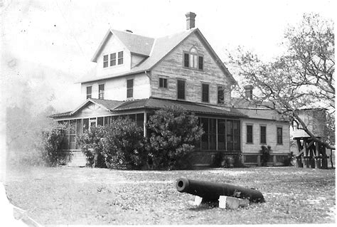 1930s homes fort gaines officers quarters 1930 s photo