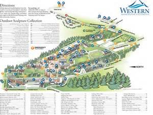 Western Washington University Map by Western Washington University Wwu Maplets