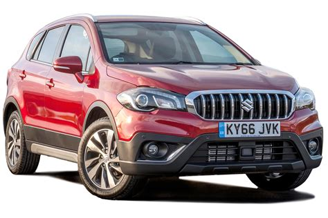 Suzuki SX4 S Cross SUV review   Carbuyer