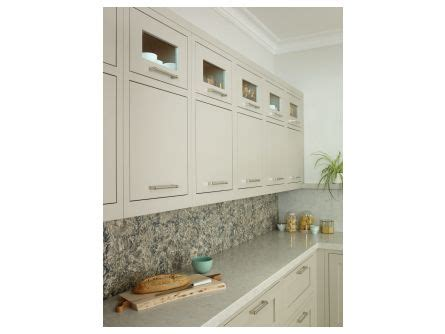 In Frame Slab Door Kitchen by 1909 In Frame Slab And Shaker Kitchen In And Truffle