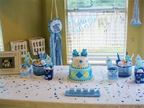 simple baby boy shower ideas how to set baby shower themes boys boy baby