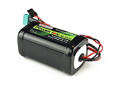7 2v battery pack and charger jeti receiver battery pack 5200mah 7 2v li ion power rb