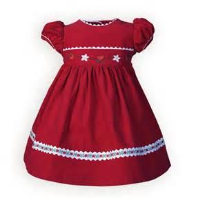 Scandinavian inspired red corduroy sister dresses