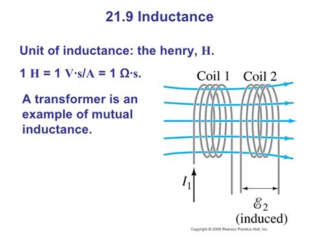 unit of measure for inductor units of inductor 28 images chapter ppt class 34