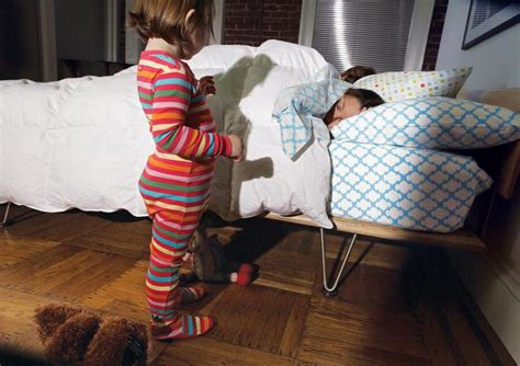 How To Get Your Kid To Sleep In Her Own Bed Parenting