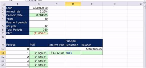 how to create an amortization table how to make a bond amortization table in excel loan