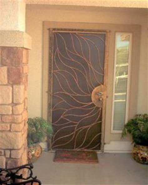 front door security screen doors on security screen doors
