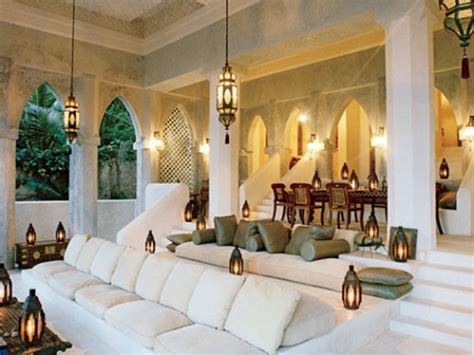 middle eastern room middle eastern style living room living space