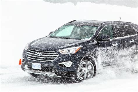 Winter Hyundai by 2015 Hyundai Winter Driving Autos Ca