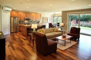 Useful Ideas To Add Coziness To Open Floor Plan Home Open Floor Plan Family Room Ideas