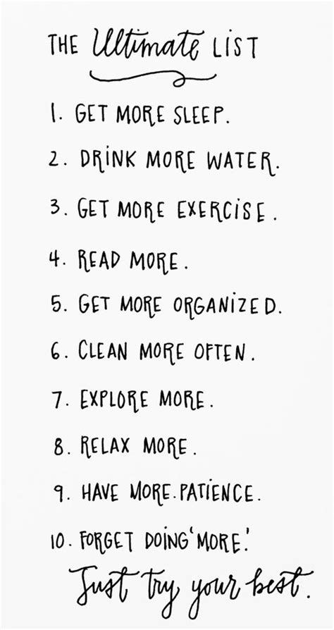 Real Steps To Resolution Relax With by New Year Goals