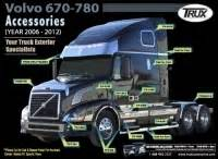 Semi Truck Accessories Volvo 670 780 2006 2012 Semi Truck Accessories