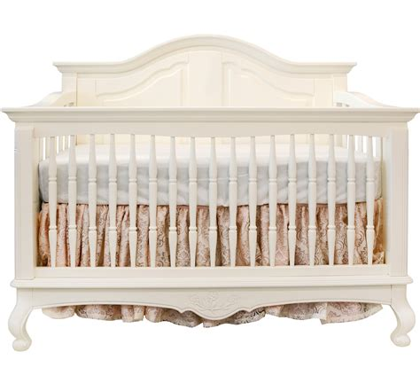 White Bellini Crib by Convertible Crib