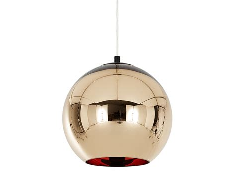 Copper Shade Pendant Light Hivemodern Com Copper Shade Pendant Light