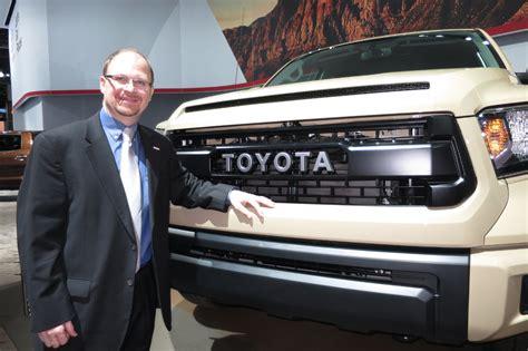Mike Toyota Toyota Chief Engineer S Is Trucks Toronto