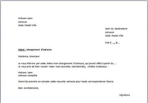 Modèles De Lettres Gratuites à Télécharger Letter Of Application Modele Lettre Changement De Jour De Travail