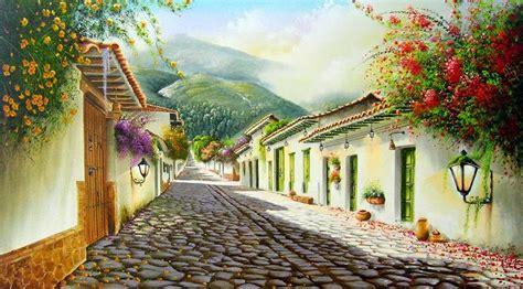 imagenes de paisajes que enamoran im 225 genes arte pinturas paisajes asombrosos colombianos