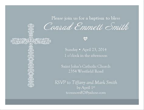 baptism invitations templates gangcraft net