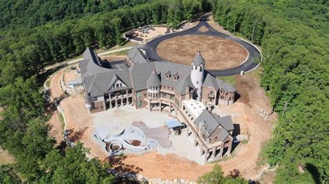 mansion on table rock lake rangers ace cole hamels selling missouri mansion