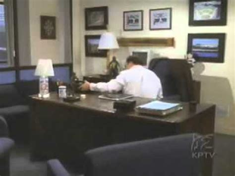 George Costanza Desk by The Nap