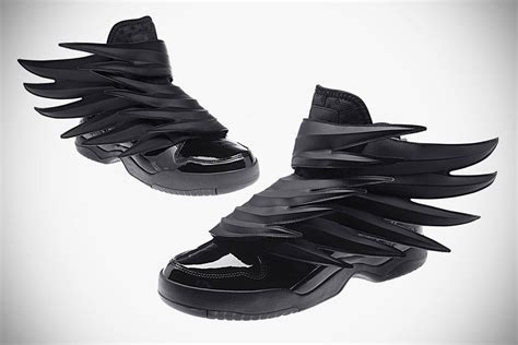 adidas and collaboration looks like a pair of kicks fit for batman mikeshouts