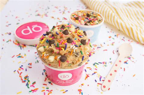Do Cookies Make You Shop by Quot Do Quot New York City Bakery Sells Cookie Dough That Is