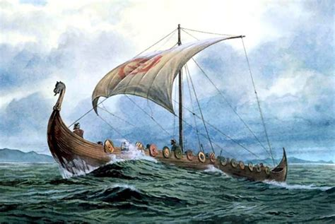 viking warrior boats discovery of two boat burials changes viking timeline