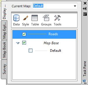 tutorial autocad map 2010 exercise 3 style a feature