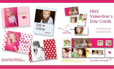 Joseph Valentines Day Card Template by 10 Sweet S Day Photoshop Freebies