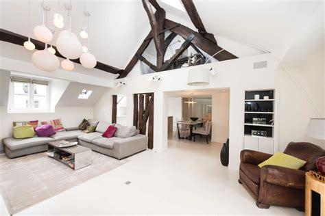 Hauteur Sous Plafond Minimale by Appartement Enti 232 Rement Renov 233 Avec Hauteur Sous