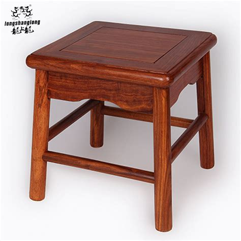 Handmade Stools - 2015new small square stool rosewood antique style solid