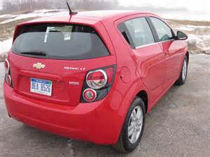 2012 Chevrolet Sonic Lt 2012 Chevrolet Sonic Lt Turbo Review A Bowtie Pocket