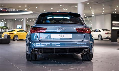 Audi Rs6 Performance by Polar Blue Metallic Audi Rs6 Performance By Audi Exclusive