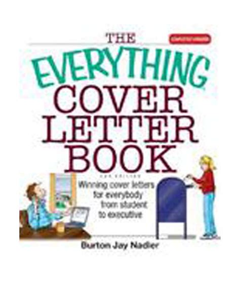 cover letter book everything cover letter book winning cover letters for