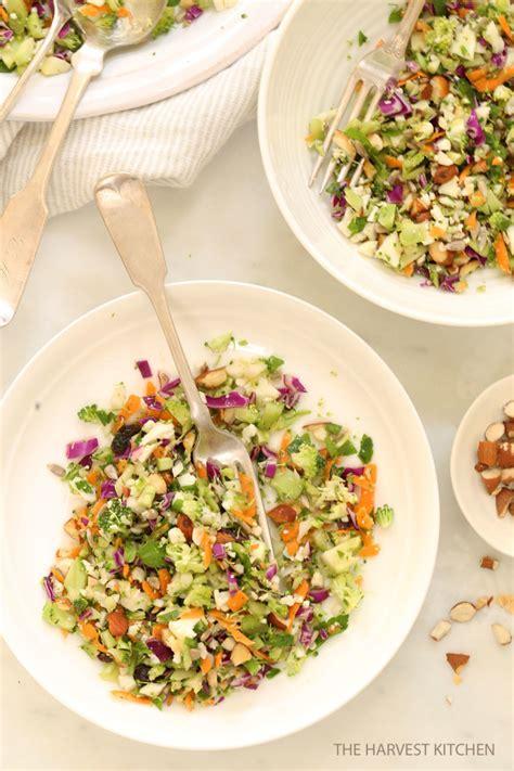 The Harvest Kitchen Crunchy Detox Salad by Crunchy Detox Salad The Harvest Kitchen