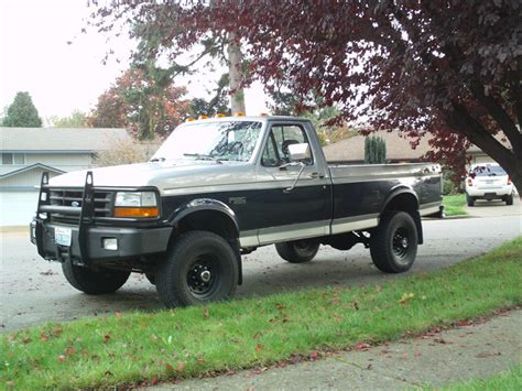 1994 ford f350 underpantsniper 1994 ford f350 regular cab specs photos