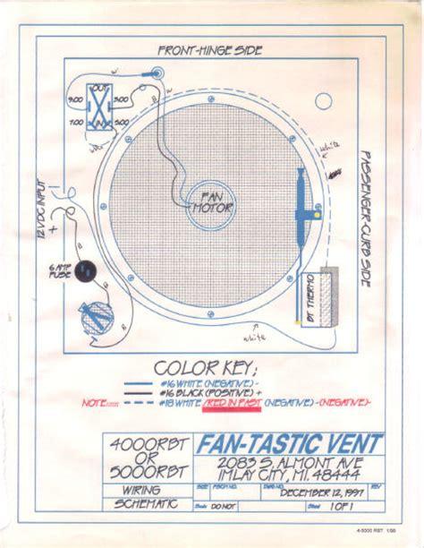 fantastic vent wiring diagram 29 wiring diagram images