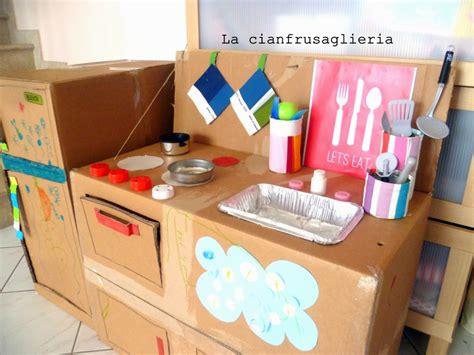 italiano cucina come fare una cucina in cartone tutorial in italiano