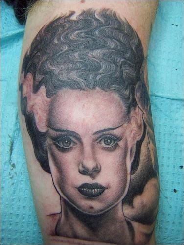 kat von d tattoos portfolio of frankenstein by d tattoos