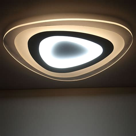 Lu Ceiling Led Remote Living Room Bedroom Modern Led Ceiling