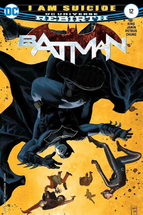 Komik King Colour Komik Berwarna Edisi Pertama review komik batman 12 2016