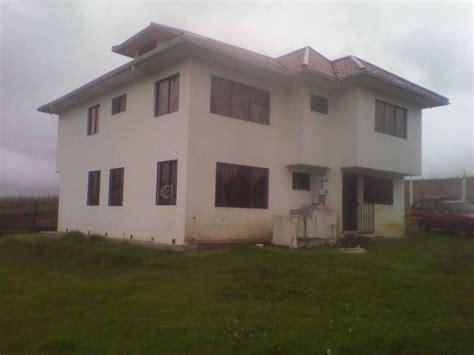 venta de casa con terreno vendo casa con terreno en cuenca sector pumayunga alto