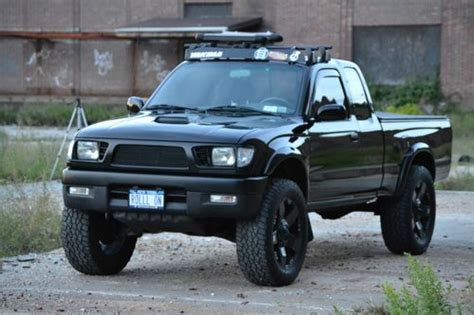 1995 Toyota Tacoma 4x4 For Sale Purchase Used 1995 Toyota Tacoma 4x4 V6 5 Speed One Of A
