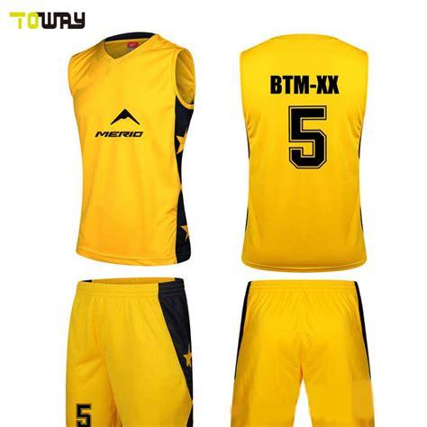 design jersey shorts create unique basketball jersey uniform design buy